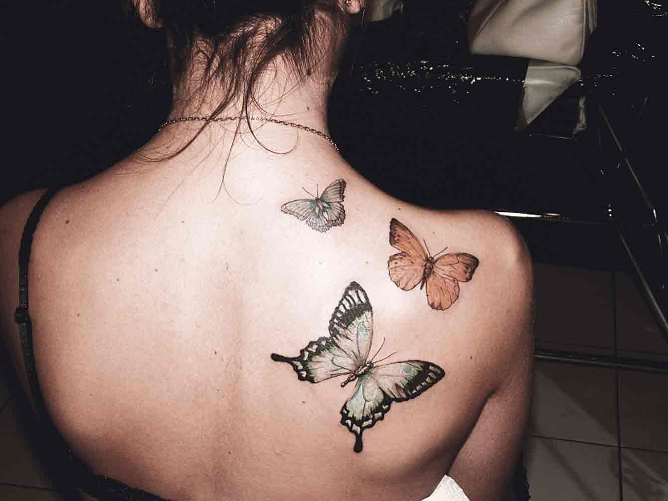 Butterfly Tattoos Tumblr Http Pictrends Com Tattoos Butterfly Tattoos Tumblr Butterfly Back Tattoo Butterfly Tattoo On Shoulder Butterfly Tattoo