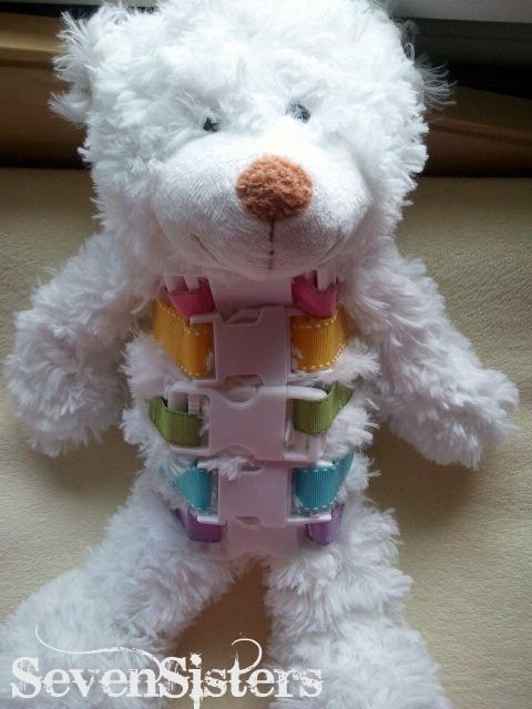 Seven Sisters: How to make your own... Buckle Bear...