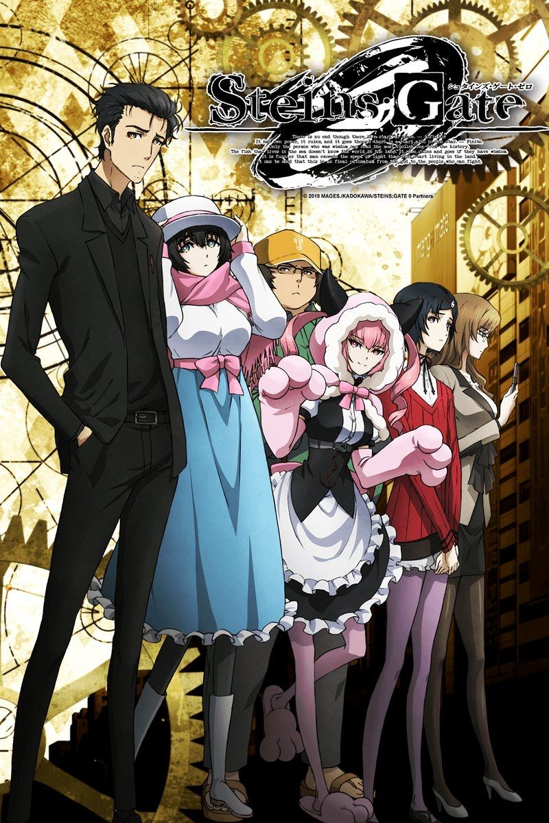 Pin by K♥ on Steins Gate Steins gate 0, Anime, Steins