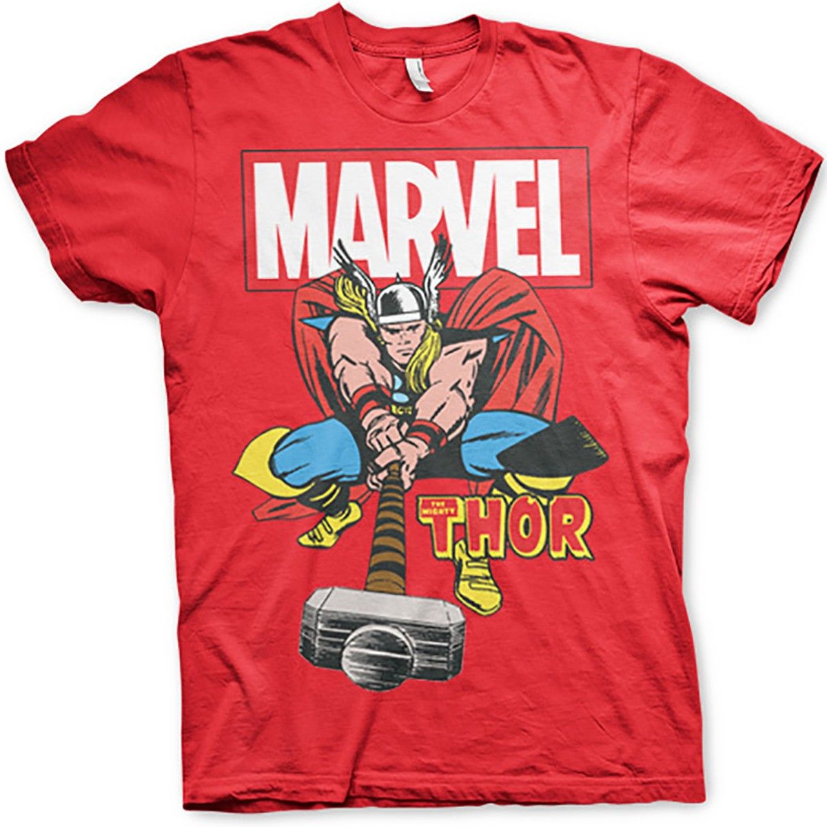 Marvel Comics T Shirt - The Mighty Thor