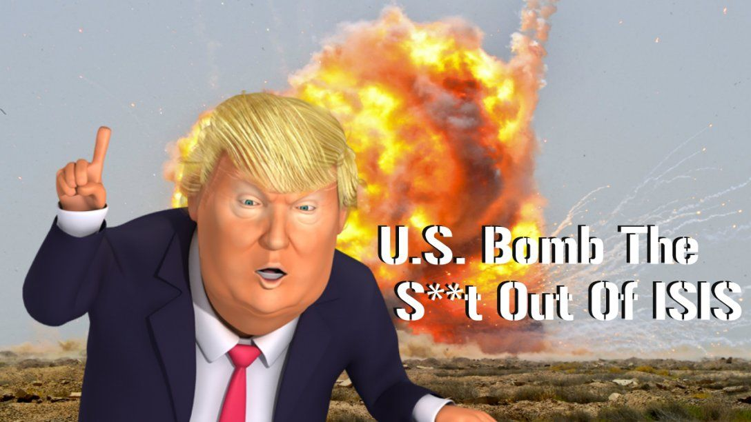 flygcforum.com ✈ TRUMP VS. ISIS ✈ US drops largest non-nuclear bomb in Afghanistan ✈