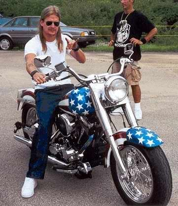 From Motorbiker Org With Images Kid Rock Kid Rock Picture
