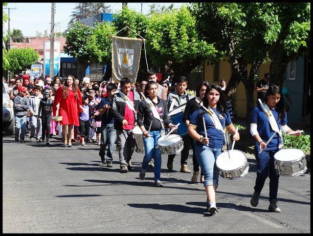 El Vecinal: Bulnes (CHILE), lunes 25 de julio de 2016