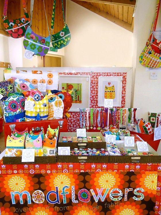modflowers: sherwood craft fair