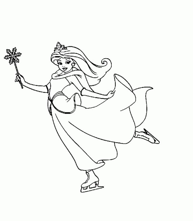 Princess Frostine From Free Printable Candyland Coloring Pages For Kids Letscolorit Com Candyland Princess Coloring Pages Coloring Pages