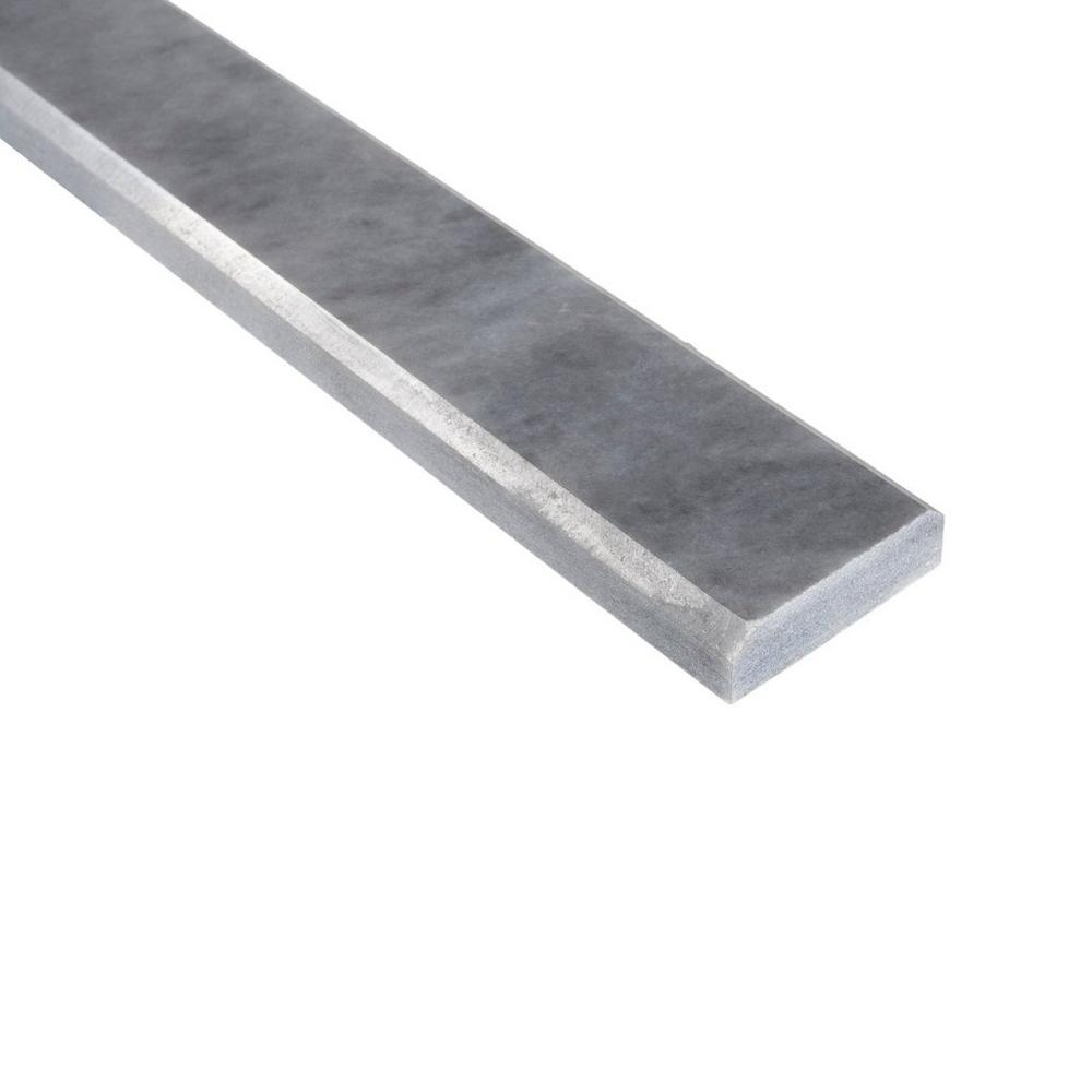 Vogue Grey 2 X 36 In Marble Threshold In 2020 Marble Threshold Floor Decor Marble Window Sill
