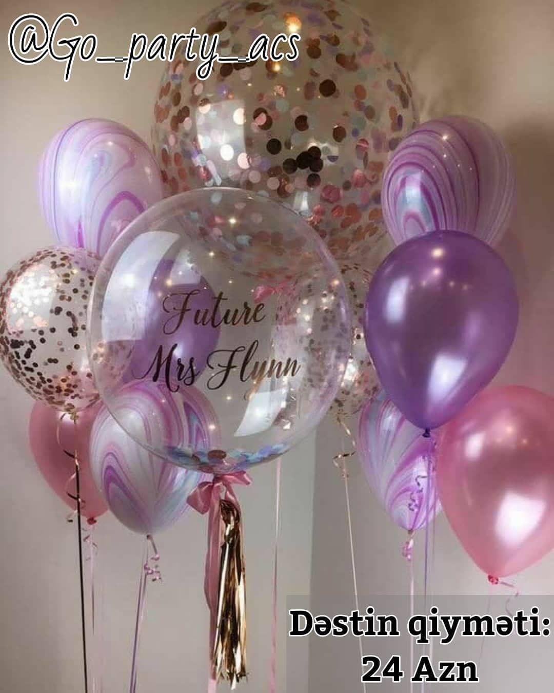 Tumblr Confetti Balloons Balloons Birthday Balloons