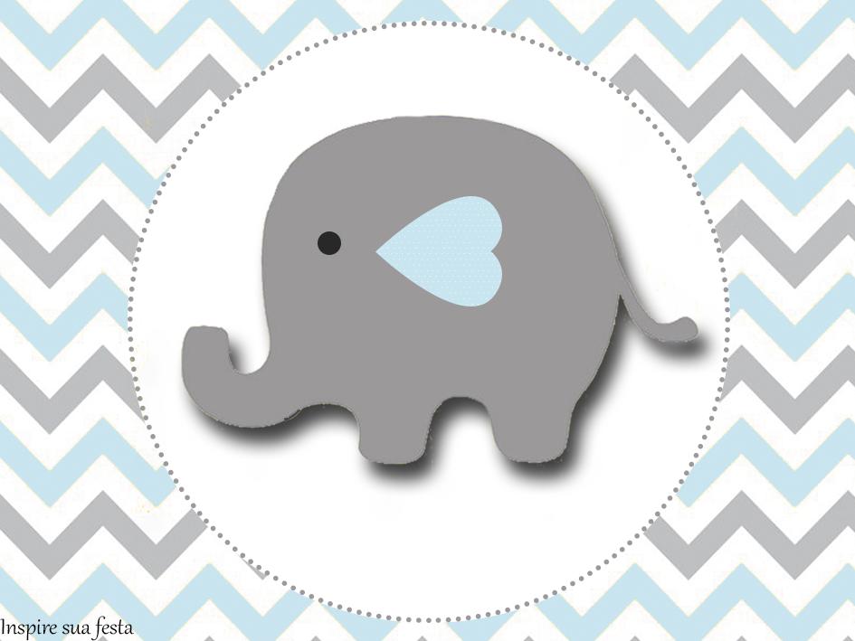 Pin de sandra grandoli en baby shower elefante - Fotos de elefantes bebes ...