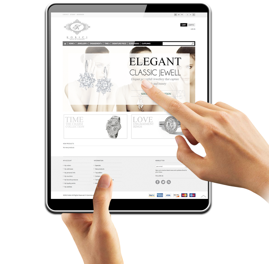 Uk/customer/account/create - Jewellery E Commerce Design By Our Uk Based Designers Fantastic E Commerce Features Customer