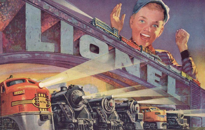Details about LIONEL Train Service Repair + Parts Manual 3