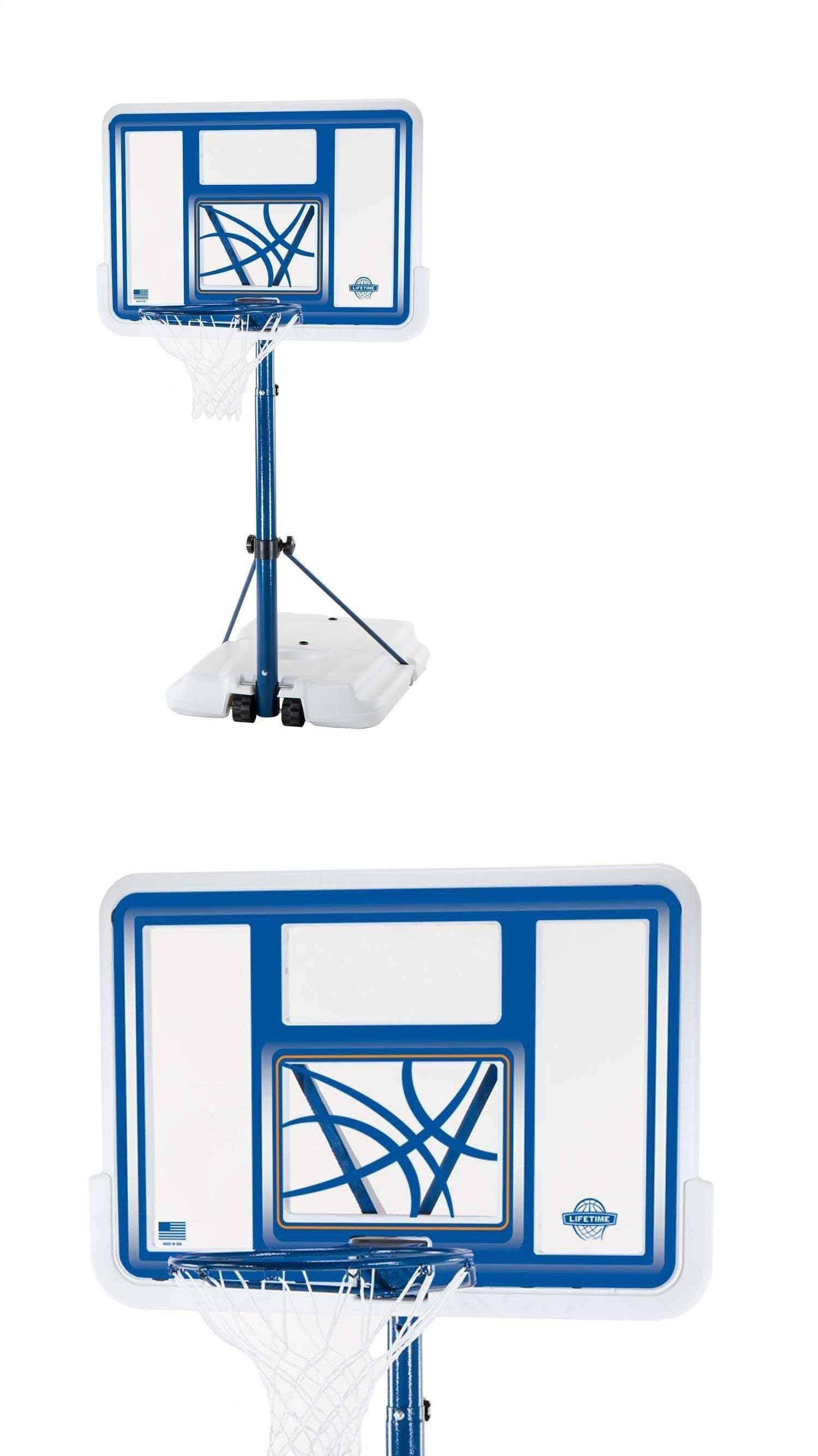 backboard systems 21196 brand new lifetime 1306 pool side height