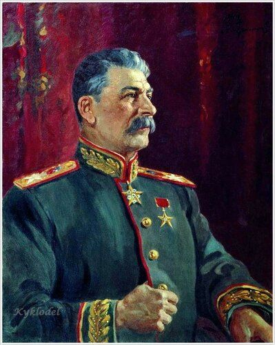 Сталин в живописи. Часть 1.: pravdoiskatel77 — ЖЖ в 2020 г ...