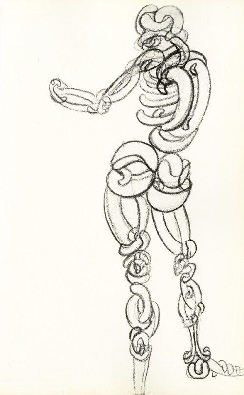 Salvador Dalí, \'Les Diners de Gala\'. Ilustración   dibujo, anatomía ...