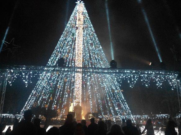 En Murcia la Navidad sale a la calle