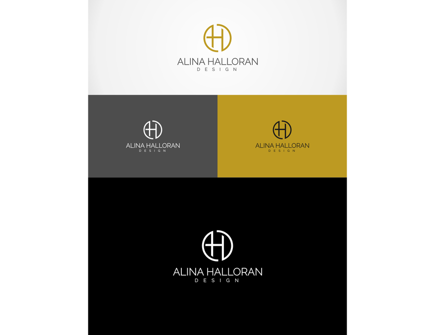 Inspirational Logo For Creative Modern Interior Design Business By