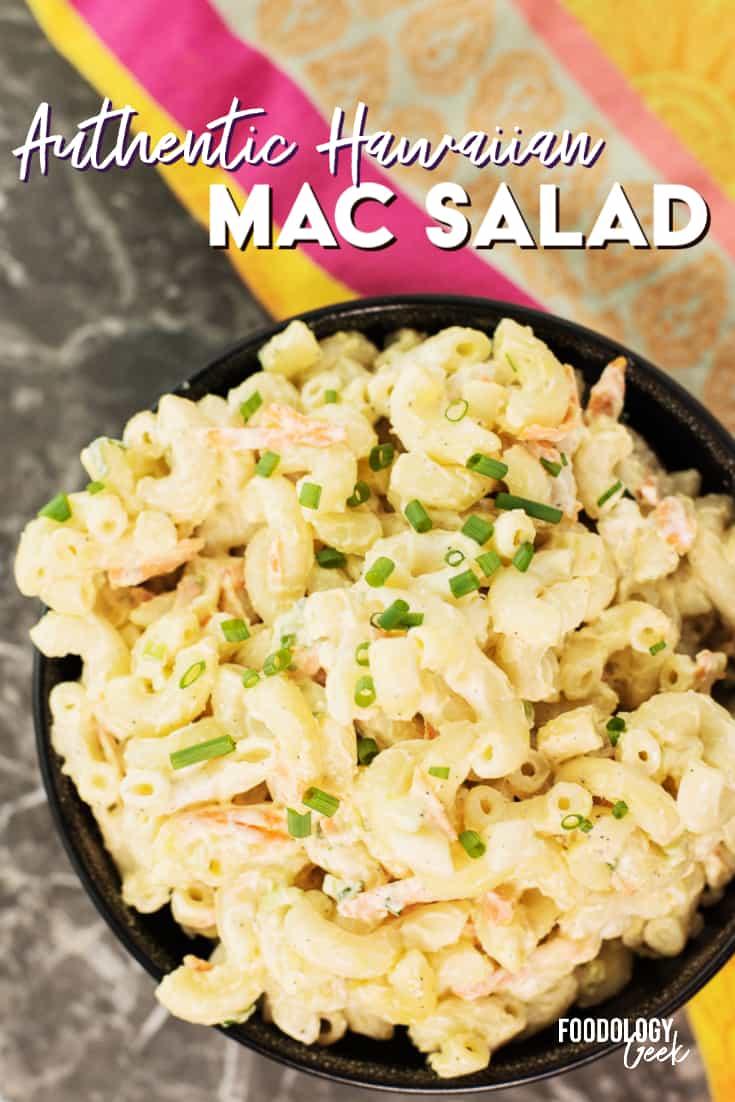 Q & Q Hawaiian Bbq Macaroni Salad Recipe