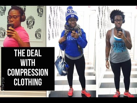 The Deal with Compression Clothing - JenellBStewart - YouTube