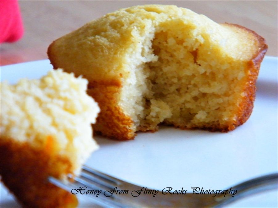Rice Flour Muffins - Gluten Free & Dairy Free - Honey From ...