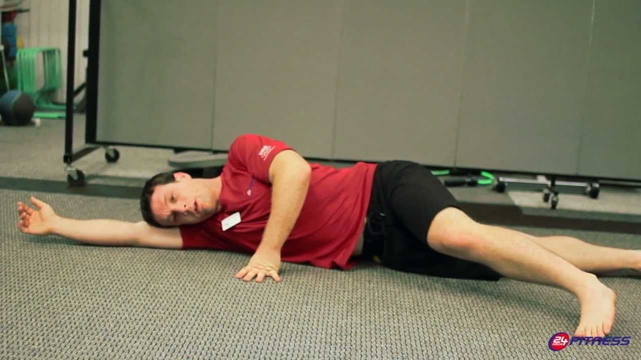 Self Myofascial Release Trigger Point: Tensor Fasciae ...