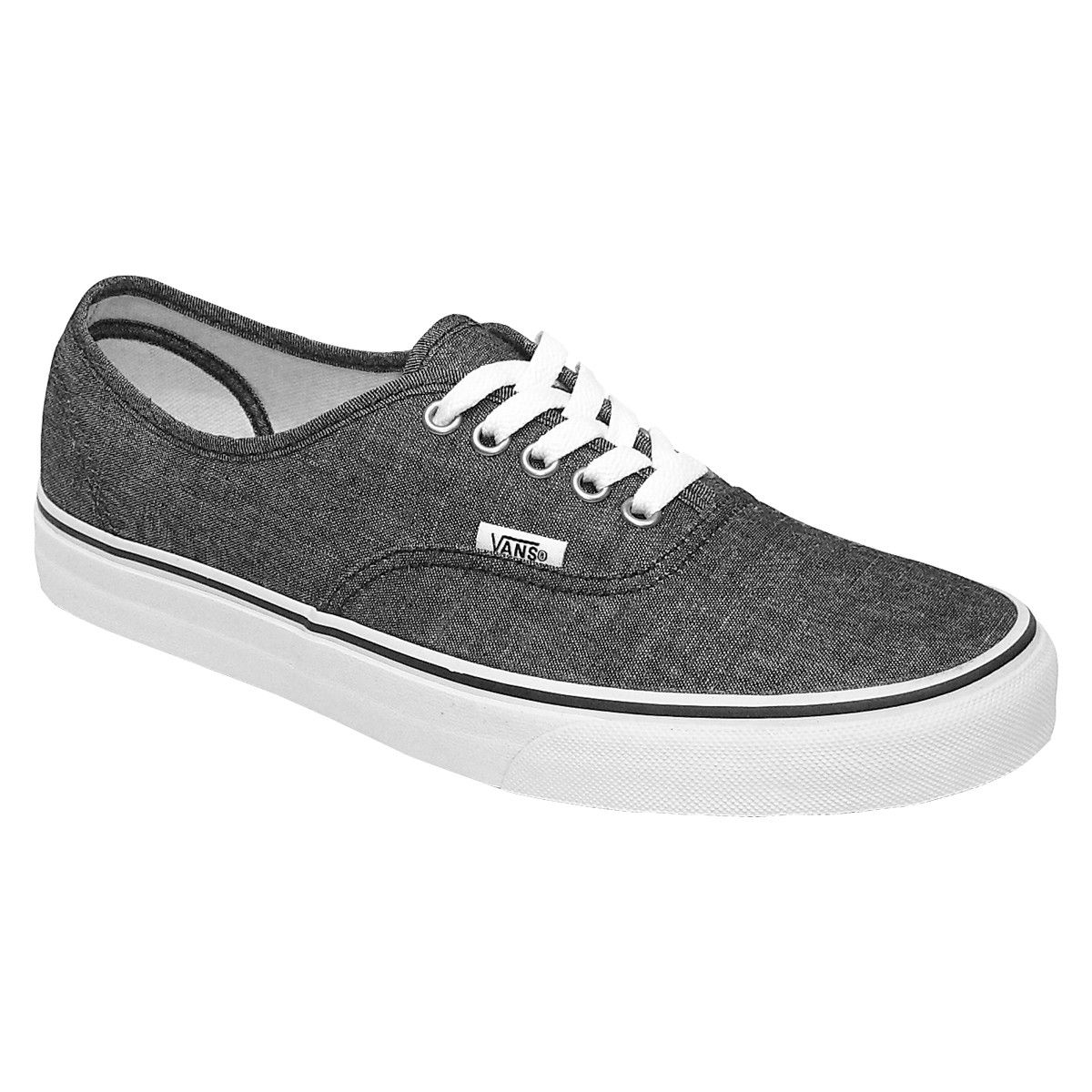Vans shoes Authentic canvas classic chambray black 75€ #vans #vansauthentic #vansclassics #authentic #authenticvans #classicsvans #vansshoes #vansfootwear #chaussure #chaussures #skate #skateboard #skateshop