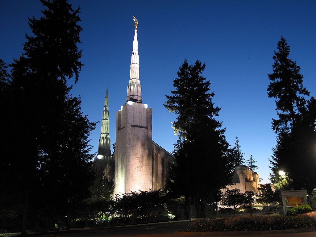 Portland Temple - Have visited this Temple as well
