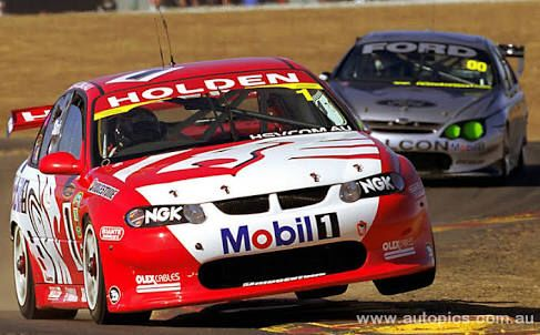 2002 Holden Racing Team Vx Commodore Mark Skaife Australian V8 Supercars Super Cars Holden
