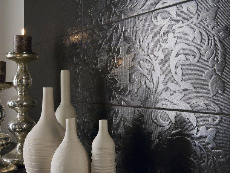Decorative Tiles Melbourne Awesome Classic Flock Pattern Tile Available At De Lucia Tile Company Inspiration