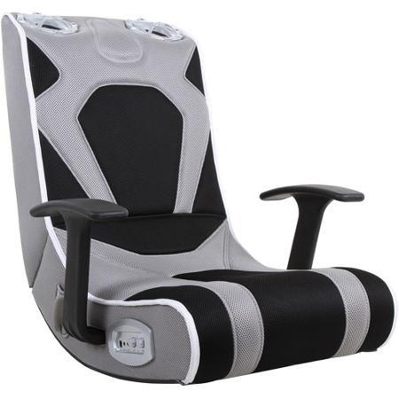 Video Rocker Gaming Chair Multiple Colors Walmart Com Game