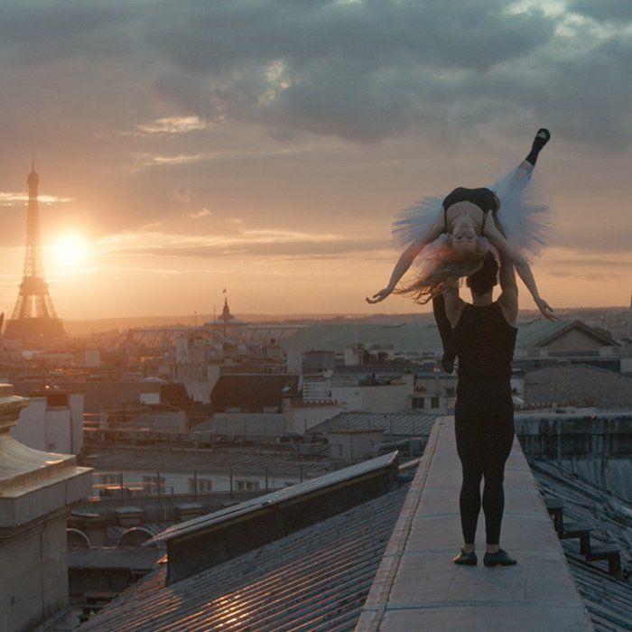 «Haut Vol» sur les toits de Paris - Marie Claire