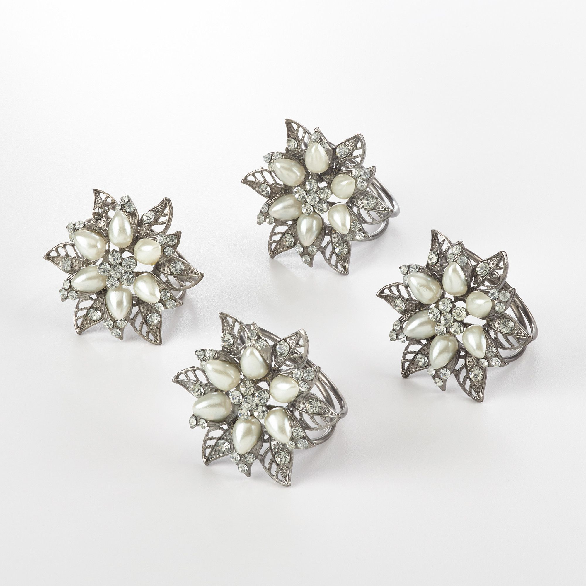 Bejeweled Napkin Ring