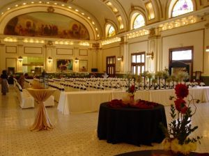 Union Pacific Depot Reception Center Wedding Venue Salt Lake City Utah