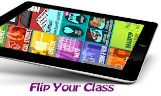 The flipped classroom is an instructional  method used to engage students at home through the use of video in effort to enhance the classroom experience by a more hands-on approach to learning.