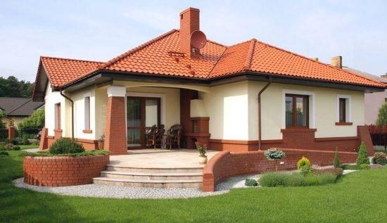 Cele mai frumoase case fara etaj galerie foto casa for Case de vis cu etaj