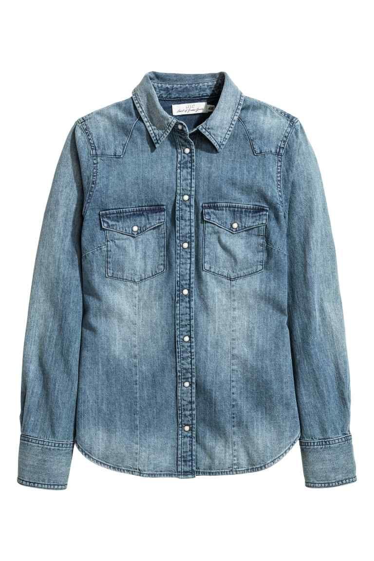 Denim shirt | H&M