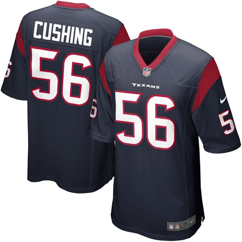 1993e110 Brian Cushing Houston Texans Nike Youth Team Color Game Jersey ...