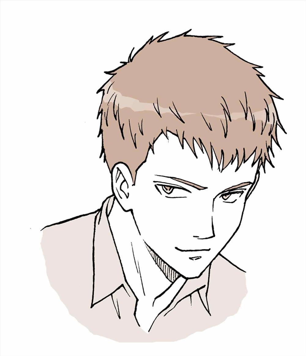 Anime Short Haircuts For Men Google Search Anime Hairstyles Male Anime Head Anime Hair