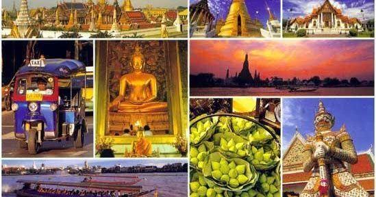 Paket Land Tour Wisata Liburan Ke Bangkok Pattaya 2018 Harga