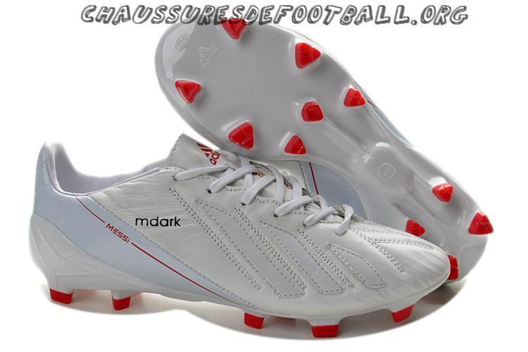 adidas f50 blanche