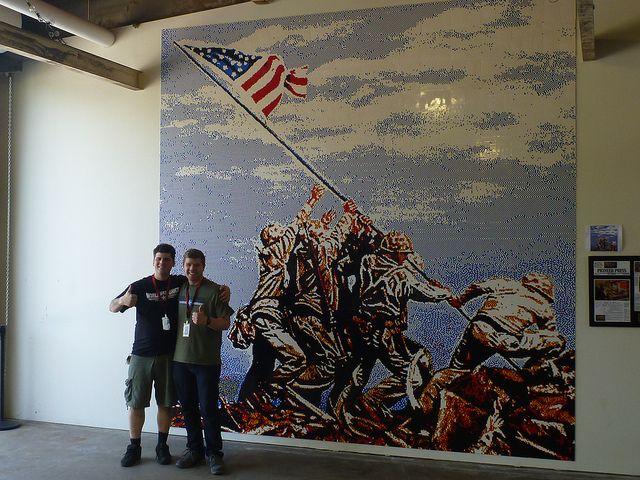 World War Brick 2013 D-Day +2 | Flickr - Photo Sharing!