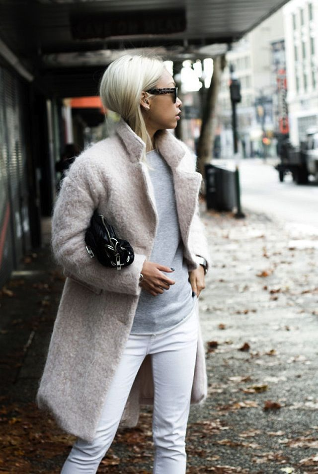 white-jeans-in-winter | Ivory and Whites | Pinterest | White jeans, Winter  and Fall winter