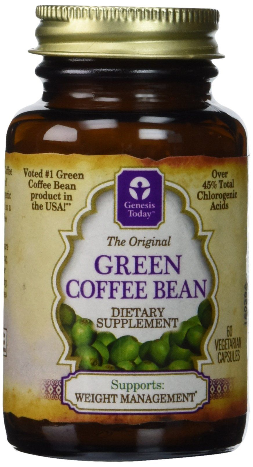 Genesis today green coffee bean 90 count see this