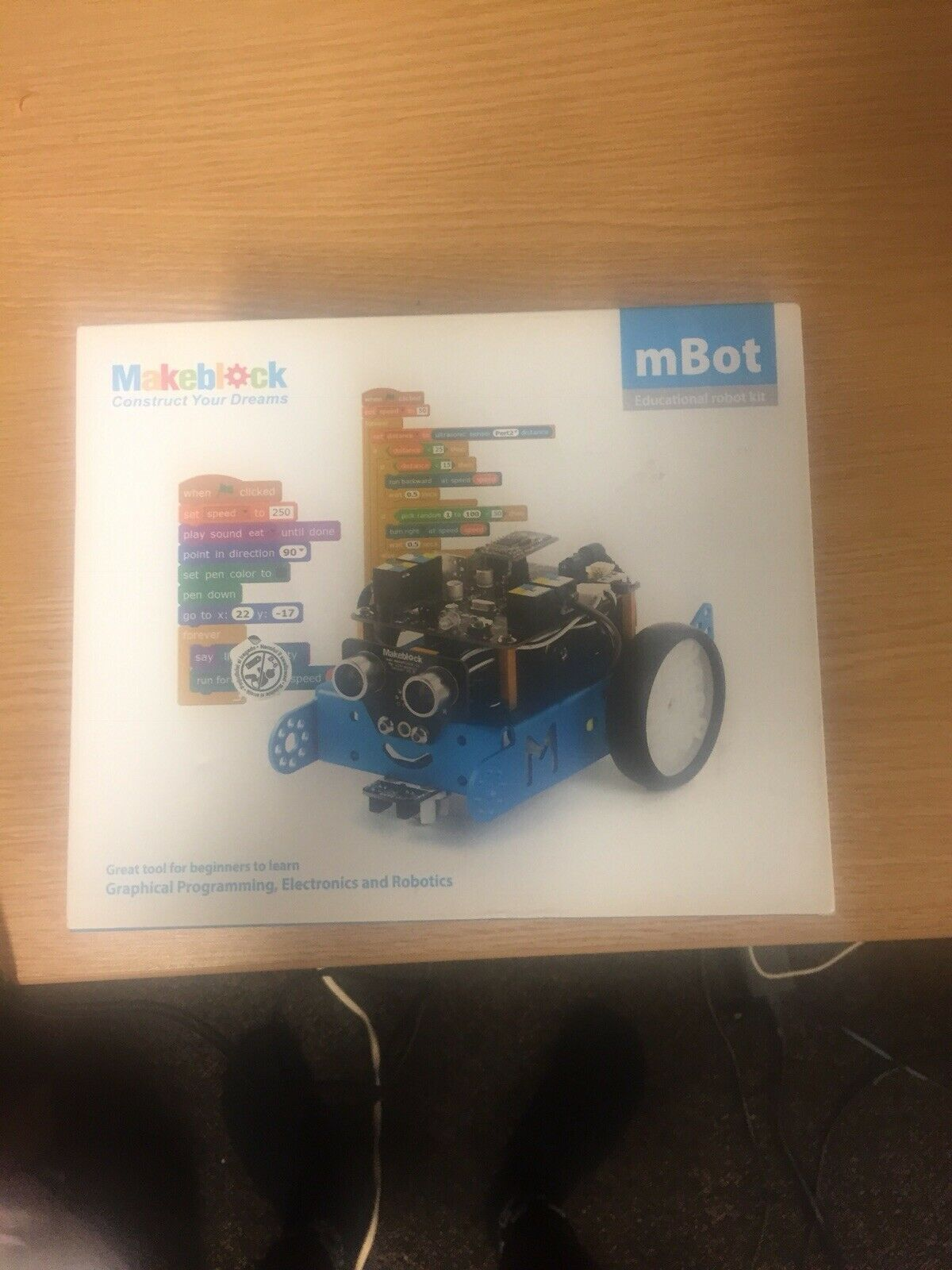 Makeblock STEM mBot Bluetooth Educational Robot Kit