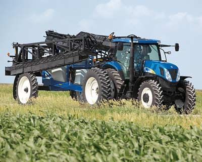 New Holland Sprayer New Holland New Holland Tractor New Holland Agriculture