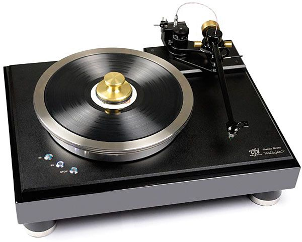 Vpi Industries Classic Direct Turntable With Jmw 3d 12 Tonearm 30 000 Turntable Direct Drive Turntable Turn Table Vinyl