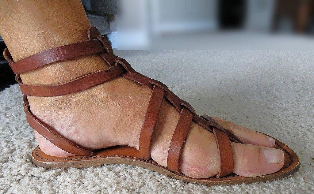 6f319ad273f7 Dj sandals for MEN Gladiator Sandals For Men