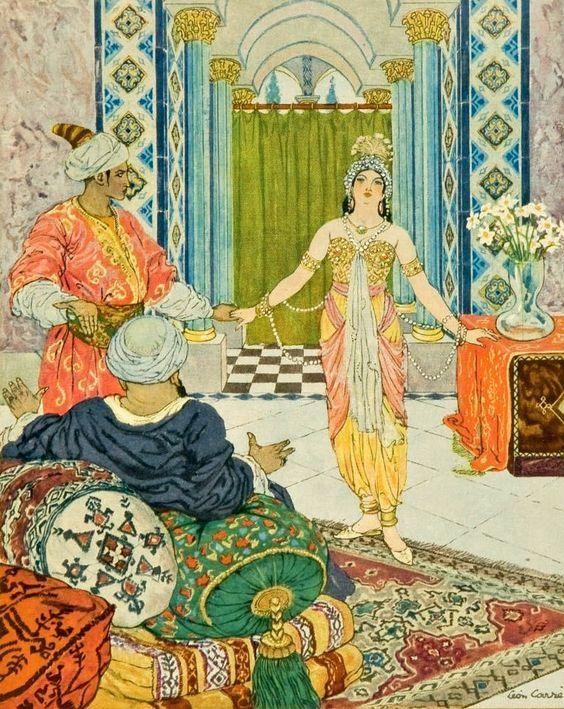 привлекает султан шахриар картинки всю