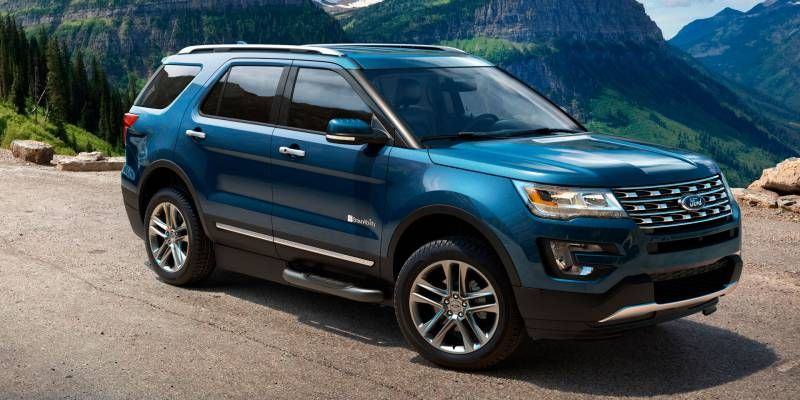 2016 Ford Explorer BraunAbility MXV Review, Price, Specs