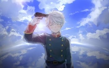96 Aldnoah.Zero HD Wallpapers | Background Images