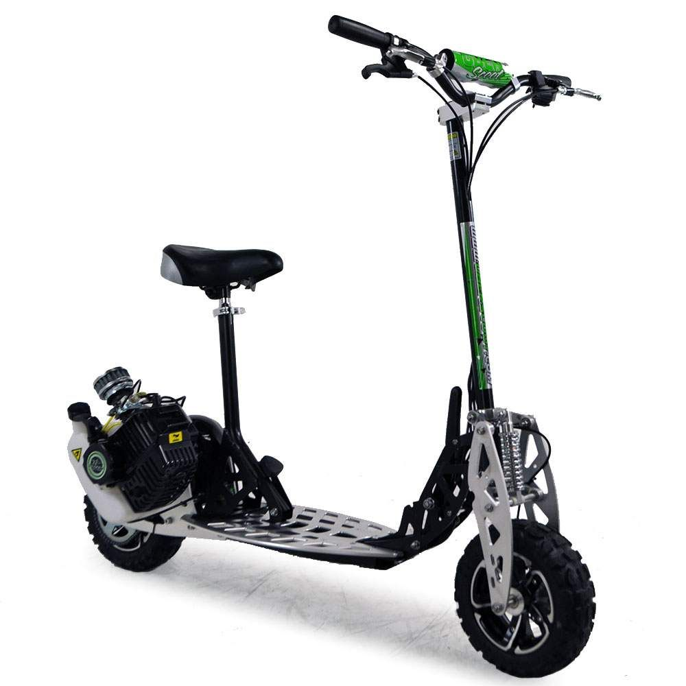 Uber Scoot 2 Speed 71cc Petrol Scooter Big Wheel Off Road