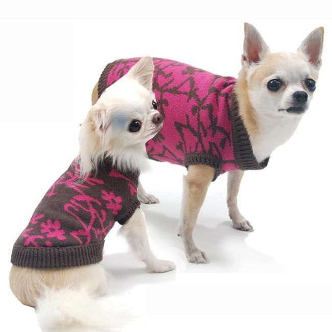 Oscar Newman Two Faced Diva Reversible Sweater